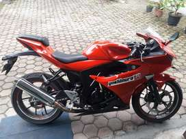 GSX-R 150 2018 Merah Ganteng