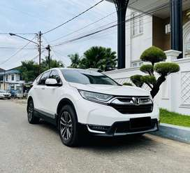 KM 15.000 Honda CRV turbo prestige 1.5 2018 / 2019 AT Auto matic cr-v