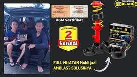 BALANCE Sport Damper PILIHAN UTAMA utk Solusi Mobil Amblas.GARANSI 2Th