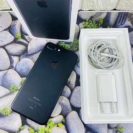 Iphone 7 plus 128GB garansi ibox lengkap