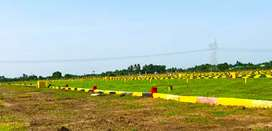 Land for sales in peerambakkam only rs.216000