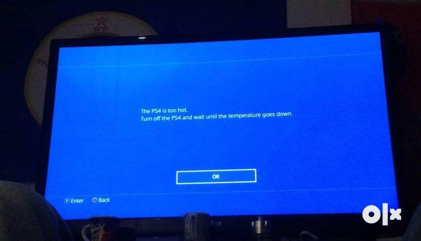 """PS4 system getting """" hot """" permanent fix - ps4 fat , slim & pro models 0"""