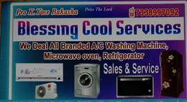 Rs 400 , AC service starting