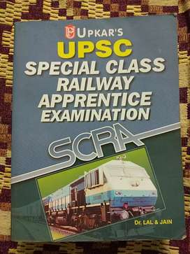 UPSC SCRA  Exam preparation book