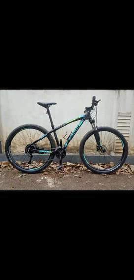 Bianchi Kuma 29.2 Matte Black Mountain Bike