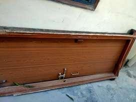 Wooden Door with chokhet