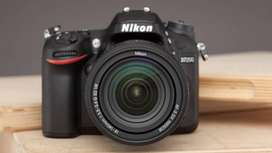 NIKON D7200 WITH 18-55 LENS NEW CONDITION