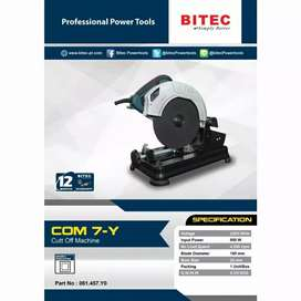 Mesin Potong Besi mini Cut Off BITEC 7 Inch COM 7-YH Cuting kating