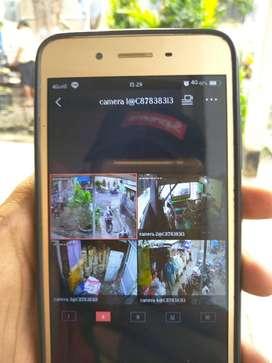 PAKET CCTV 2MP BISA PILIH INDOOR OUTDOOR. TERMURAH SEBALI!!