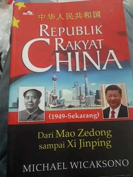 Buku sejarah RRC DARI MAOZEDONG SAMPAI XI JINPING