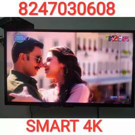 """offer price:- 32""""SMART 4K LED TV 1080P.2YEARS WARRENTY WITH BILL"""