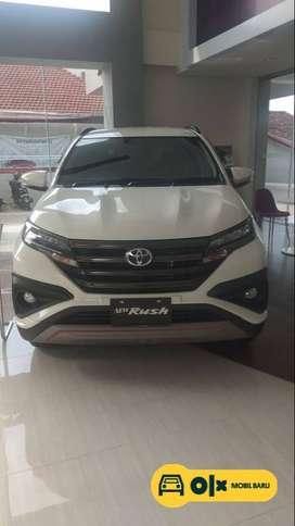 [Mobil Baru] Promo Spesial Toyota RUSH 2020 Termurah Lampung
