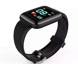 New not used ID116 Bluetooth fitness smart watch