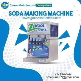 Soda , softy machine, with warranty