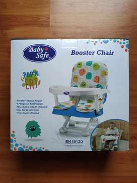 Baby Safe Booster Chair - Kursi Makan Lipat
