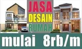 Jasa Desain Rumah Jogja Murah