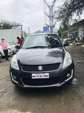 Maruti Suzuki Swift VXI, 2015, Petrol