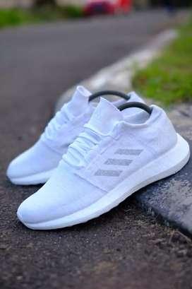 Adidas PureBoost Goo full White