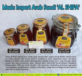 Madu Al Shifa Berbagai Ukuran