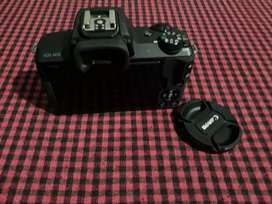 Canon EOS m50 6 months new condition