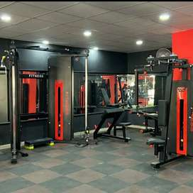 COMMERCIAL Gym SETUP from 3lac to 20lac