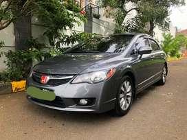 Honda Civic FD 2011 Matic Mantul