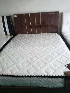 Tempat tidur honey h1 coklat