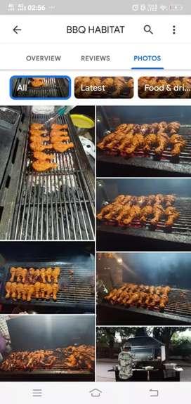 BBQ and shawarma cook required at bellandur