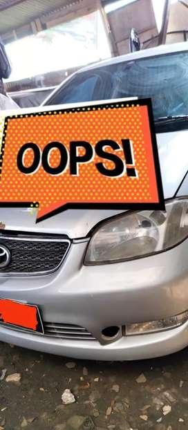Toyota vios 2004 terawat siap gass