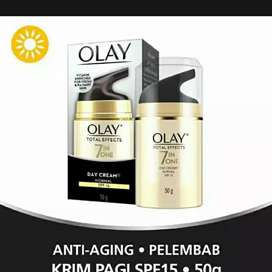 Olay Total Effects 7 in 1 Day Cream SPF15 50 gram