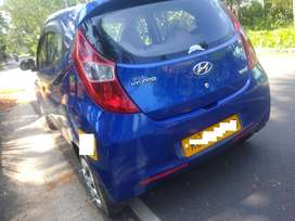 2013 EON SINGLE OWNER TAXI
