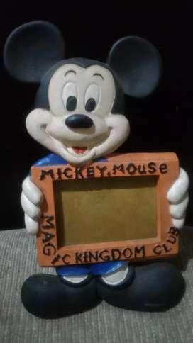 Bingkai foto Mickey Mouse yg lucu