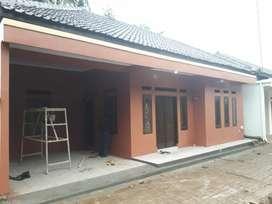 Rumah tinggal baru siap huni LT 120m²