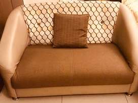 Occasional Two Seater Sofa