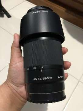 Lensa Sony A-Mount 75-300