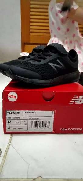 Sepatu anak baru NB ori