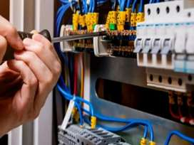 Electrician & Paint Works