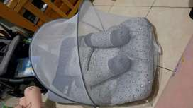 Kasur portable baby