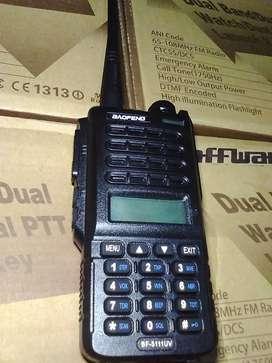 HT BAOFENG BF-5111UV Dual Band VHF n UHF Output 8W Best Seller