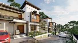 Premium villas in affordable price near amala hospital