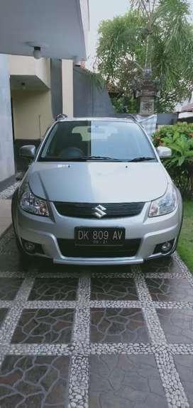 Suzuki sx4 crossover at matic tahun 2009 asli DK