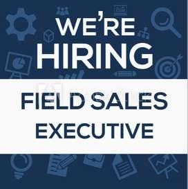 Hiring Field Sales Executivef or Vikaspuri location