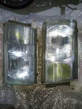 Lampu depan Nissan Y31