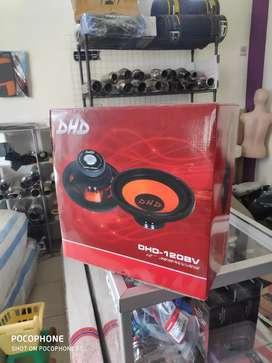 Sub double coil DHD 12inch suara mantap ready