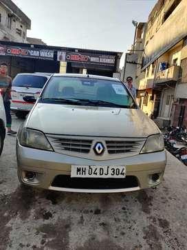 Mahindra Renault Logan 2007 Petrol