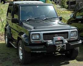daihatsu rocky get on easy monthly installment