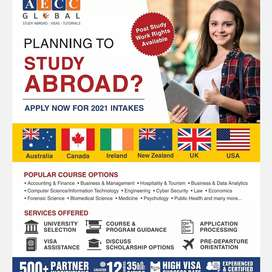 Abroad studies free