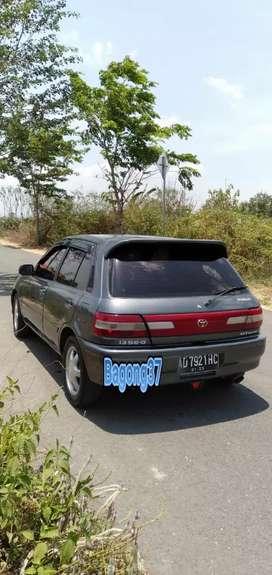 Toyota Starlet 1300 cc SEG TURBOLOOK