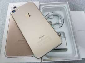 iPhone 7 32GB gold for 16500/- only. Brand new