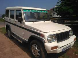 Mahindra Bolero DI BS III, 2007, Diesel
